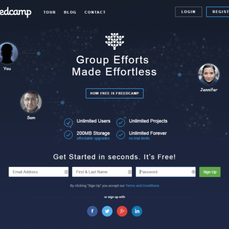 Freedcamp – Free Project Management Review