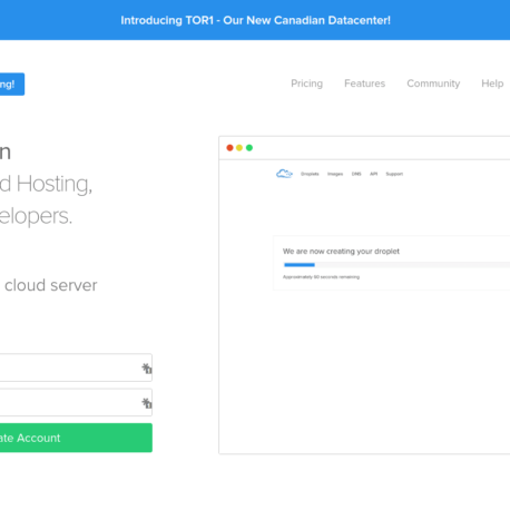 Simple Cloud Infrastructure for Developers –