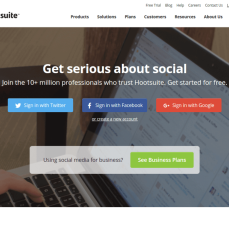 Social Media Management Dashboard – Hootsuite Review