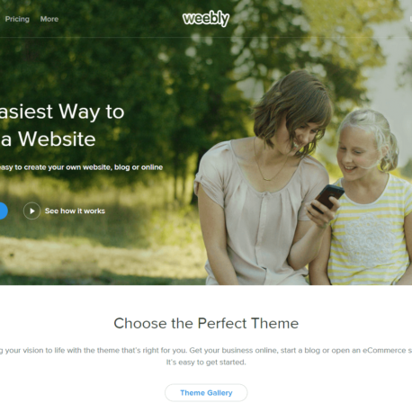 Weebly Website Builder- Create a Free Review
