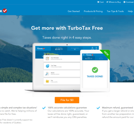 TurboTax Canada Review