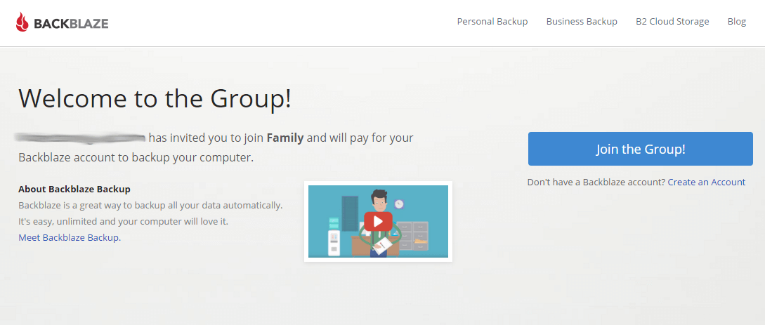 Join the Group!